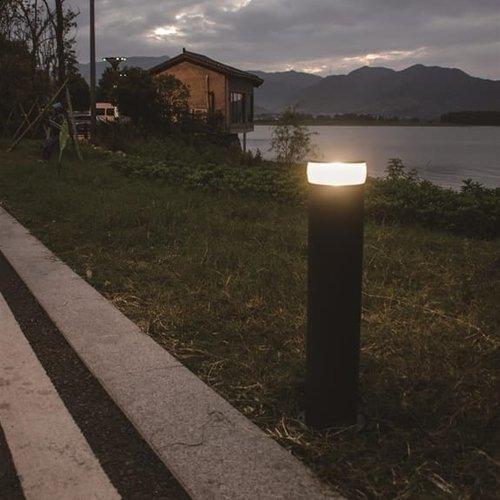 Tronix Tuin verlichting | 120mm | Hoofd Deel | 8W | 3000K (2 jaar garantie)