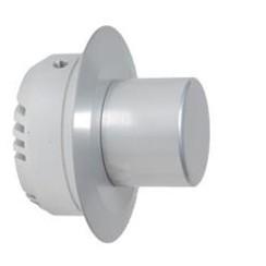 Dimmer 1-10 Volt | Brushed Aluminium | Round (2 jaar garantie)