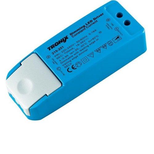 Tronix LED Driver | 700mA | 25 Watt | Triac Dimbaar (2 jaar garantie)