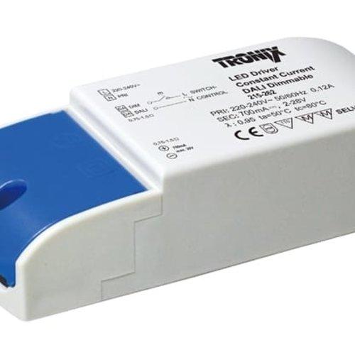 Tronix LED Driver | 700mA | 20 Watt | Dali Dimbaar (2 jaar garantie)
