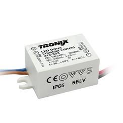 LED Driver Mini | 350mA | 4 Watt | Dimbaar | Buiten (2 jaar garantie)