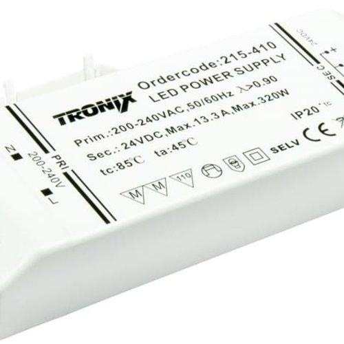 Tronix LED Voeding | 24V | 320W | Block Type Binnen (2 jaar garantie)