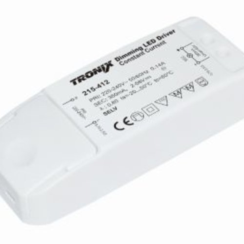 Tronix LED Driver | 350mA | 20 Watt | Niet Dimbaar (2 jaar garantie)