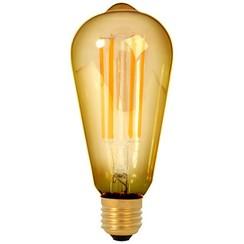 LED Filament lamp S64 | 4 Watt | 2200K | Vintage | Dimbaar (2 jaar garantie)