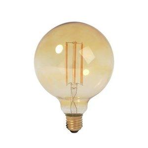 Tronix LED Filament lamp G95   4 Watt   2200K   Vintage  Dimbaar (2 jaar garantie)