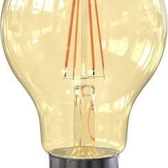 LED Gloeidraad lamp A60 | 4 Watt | 2200K | Vintage (2 jaar garantie)