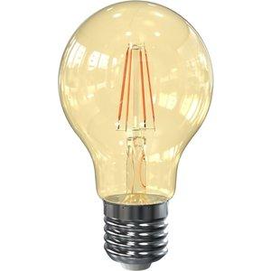 Tronix LED Gloeidraad lamp A60   4 Watt   2200K   Vintage (2 jaar garantie)