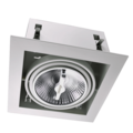 Tronix Trimless Inbouwarmatuur   Wit   AR111   2 Jaar Garantie