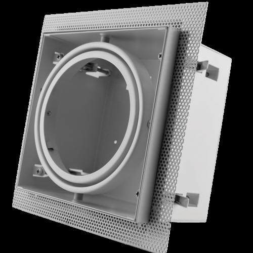 Tronix Trimless Inbouwspot | Wit | AR111 | 2 Jaar Garantie