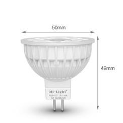 LED Spotlight 4W (RGB+CCT MR16)