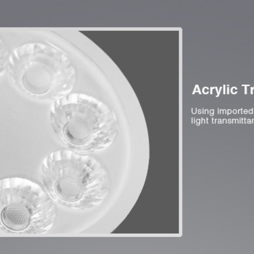 Mi-Light LED Spotlight RGB+CCT 4W MR16 | 2 jaar garantie