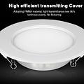 Mi-Light Downlight 6W RGB+CCT | 2 jaar garantie