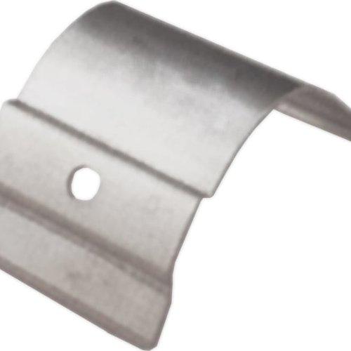 Tronix Flextape Channel   Mounting Clip Metal for 127-267 & 127-268   2 jaar garantie