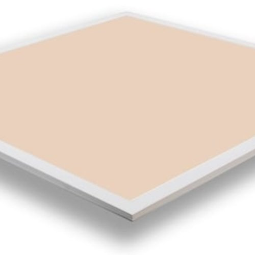 Tronix Dimbaar LED Paneel | 60x60 | >100Lm/W | 3000K | Wit Frame | 1-10V |