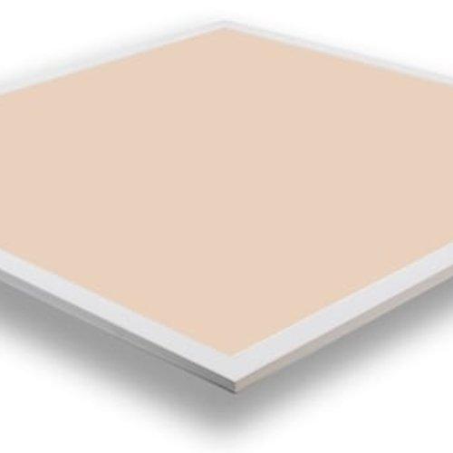 Tronix Dali Dimbaar LED Panel | 60x60 | >100Lm/W | 3000K | Wit Frame |