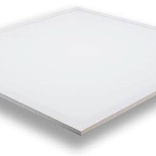 Tronix Dimbaar LED Paneel | 60x60 | >120Lm/W | 6000K | Wit Frame | 1-10V