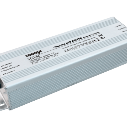 Tronix Power Supply | 24V | 200W | Triac Dimmable | Outdoor | 2 jaar garantie