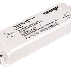 Power Supply | 24V | 50W | Triac Dimmable | Indoor