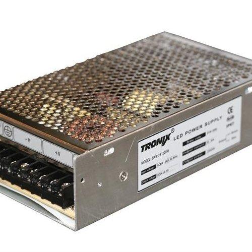 Tronix Power Supply | 12V | 200W | Open type indoor | 2 jaar garantie