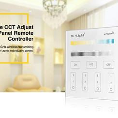 Adjust Smart Panel Afstandsbediening 4-Zone CCT