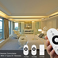Mi-Light 2.4GHz 4-Zone Color Temperature LED Strip Controller | 2 jaar garantie