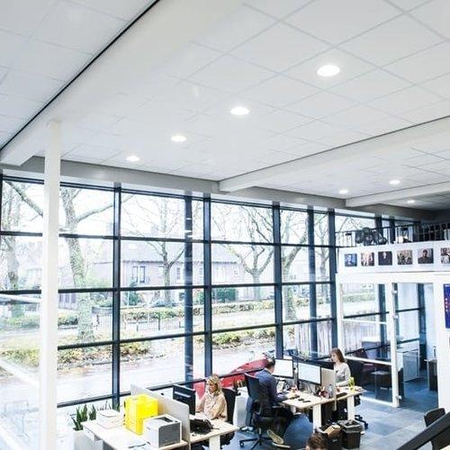 Tronix LED Downlight Inbouwspot  Inbouw maat 120-130mm   14W   Dimbaar   2 jaar garantie