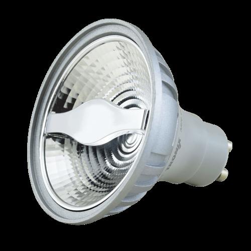 Tronix LED Spot AR70 | 6 Watt | 2700K | Dimbaar | GU10 | 2 Jaar Garantie