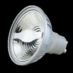 LED Spot AR70 | 6 Watt | 2000-2700K | Vlam dimbaar | GU10