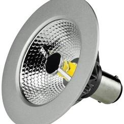 LED Spot AR70 | 7 Watt | 3000K | CRI>90 | Dimbaar | B15