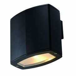 LED Wandlamp| Zwart | 1x 10W | Single