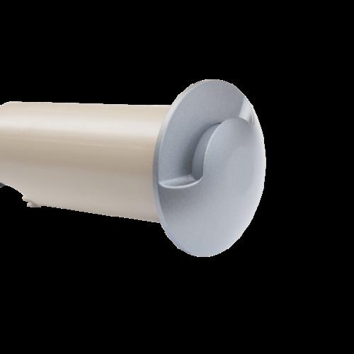 Tronix Grondspot| 24V | 60mm | Eenzijdig | 2,4W | 3000K (2 jaar garantie)