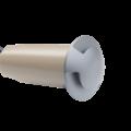 Tronix Grondspot | 24V | 60mm | Dubbelzijdig | 2,4W | 3000K (2 jaar garantie)