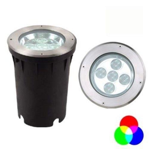 Tronix Grondspot| 193mm | 26 Watt | Rood, groen & blauwe kleuren (2 jaar garantie)