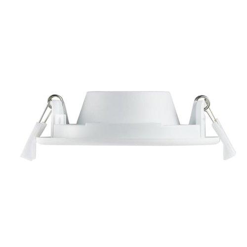 Tronix Rond LED Paneel | Ecologisch | Witte kleur | 6 Watt |3000K | Niet dimbaar | (2 jaar garantie)