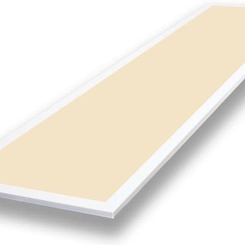 Tronix Dimbaar LED Paneel | 30x120 cm | 3000K | Witte rand|  (2 jaar garantie)