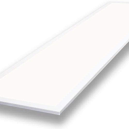 Tronix Dimbaar LED Paneel 30 x120 cm | 6000K | Witte rand | Lage UGR (2 jaar garantie)