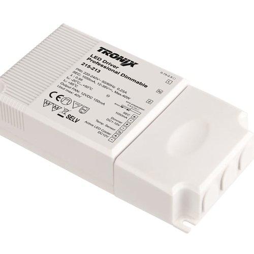 Tronix LED Driver | 1050mA | 40 Watt | 1-10V dimbaar (2 jaar garantie)