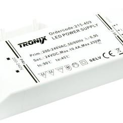 LED Voeding | 24V | 250W | Block type binnen (2 jaar garantie)