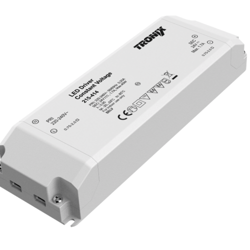Tronix LED Voeding | 24V | 40W | Block Type | Binnen (2 jaar garantie)