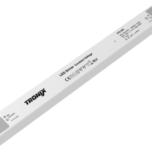 Tronix LED Voeding | 24V | 100W | Lijn Type | Binnen (2 jaar garantie)