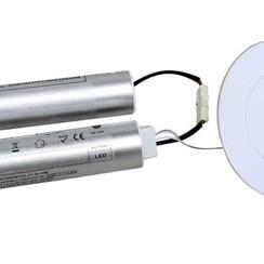 Noodverlichting LED Spot   2 Watt   3000K (2 jaar garantie)