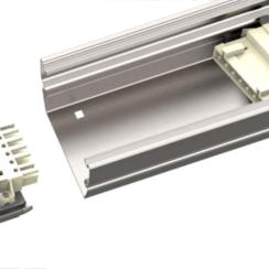 Industrieel LED Behuizing | 150cm (2 jaar garantie)