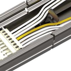 Industriële LED Behuizing | 300cm (2 jaar garantie)