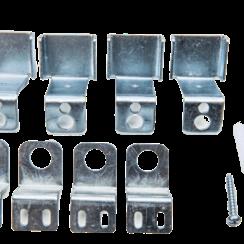 Makkelijke Opbouw Kit voor LED Panelen (2 jaar garantie)