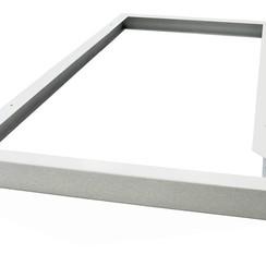 Opbouwkit LED Paneel 30x120cm (2 jaar garantie)