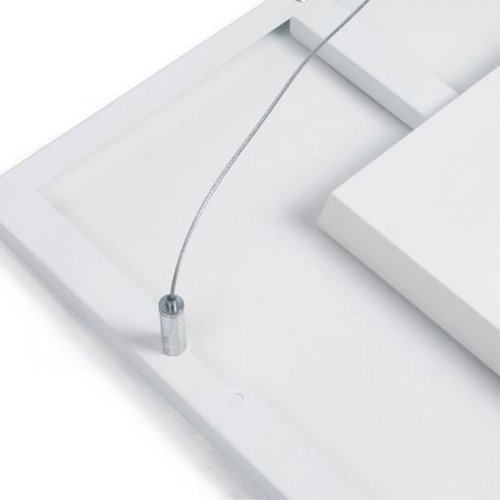 Tronix Hangende Opbouwset voor LED Paneel UGR<16 (2 jaar garantie)