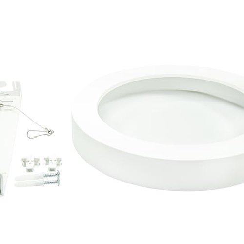 Tronix Opbouwkit voor ronde LED Paneel 12W ECO (2 jaar garantie)