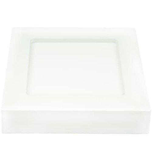 Tronix Opbouwkit Vierkante LED Downlight | 18W ECO | 2 Jaar Garantie