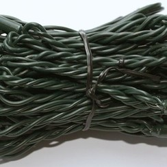 PS24 | String | 6m | Green Wire | Amber