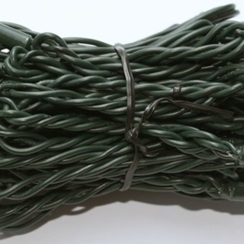 Tronix PS24 | String | 6m | Green Wire | Amber